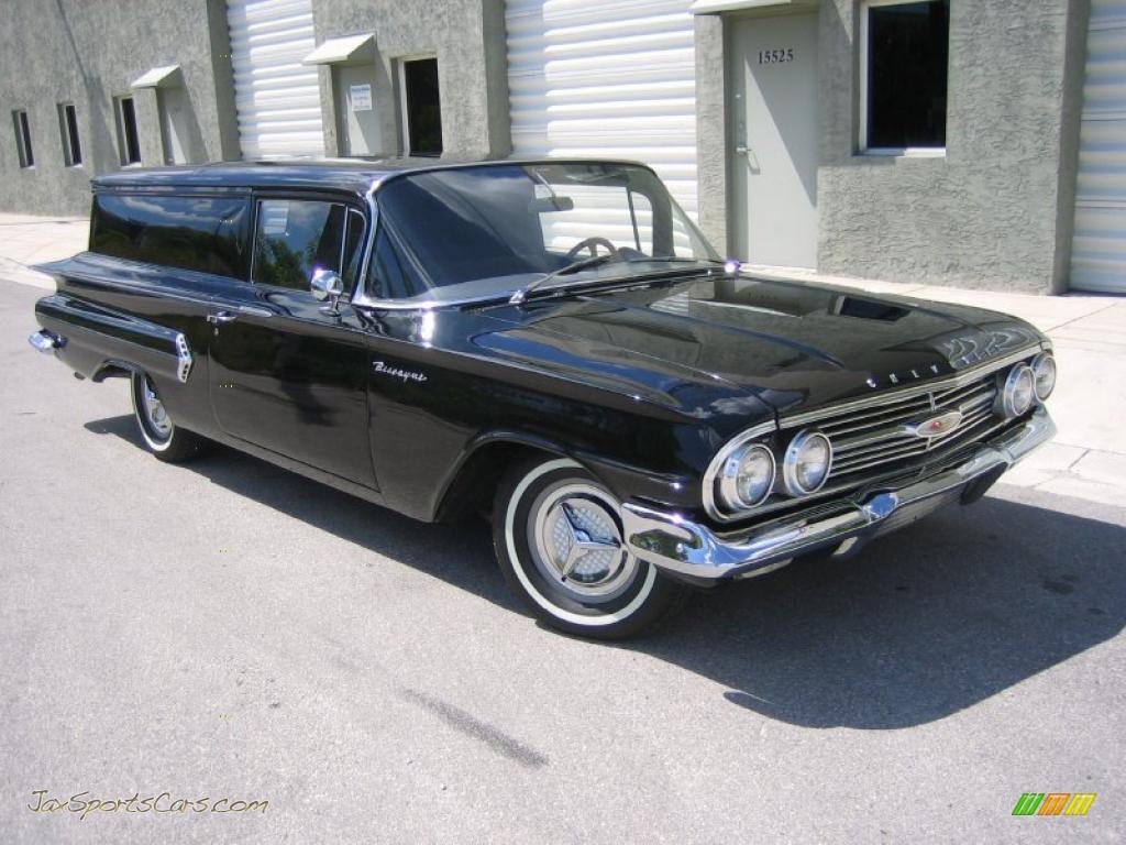 1960 Biscayne Brookwood