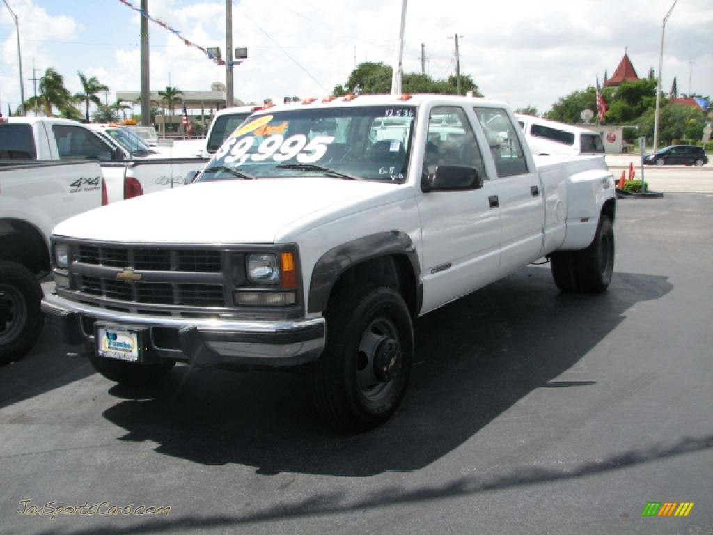 Lifted 1999 Chevy Crew Cab 1999 Chevy 3500 Crew Cab