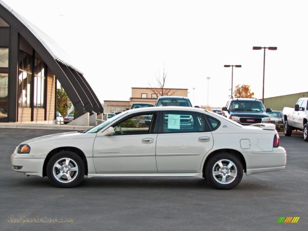 2004 Chevrolet Impala Ls In Cappuccino Frost Metallic