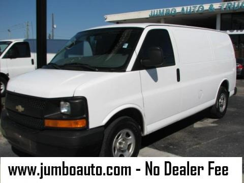 2006 Chevrolet Express Van. 2006 Chevrolet Express 1500