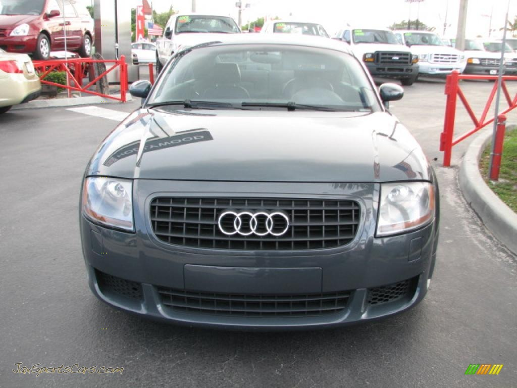 2005 audi tt 3 2 quattro coupe in dolomite grey pearl effect photo 5 011192 jax sports cars. Black Bedroom Furniture Sets. Home Design Ideas