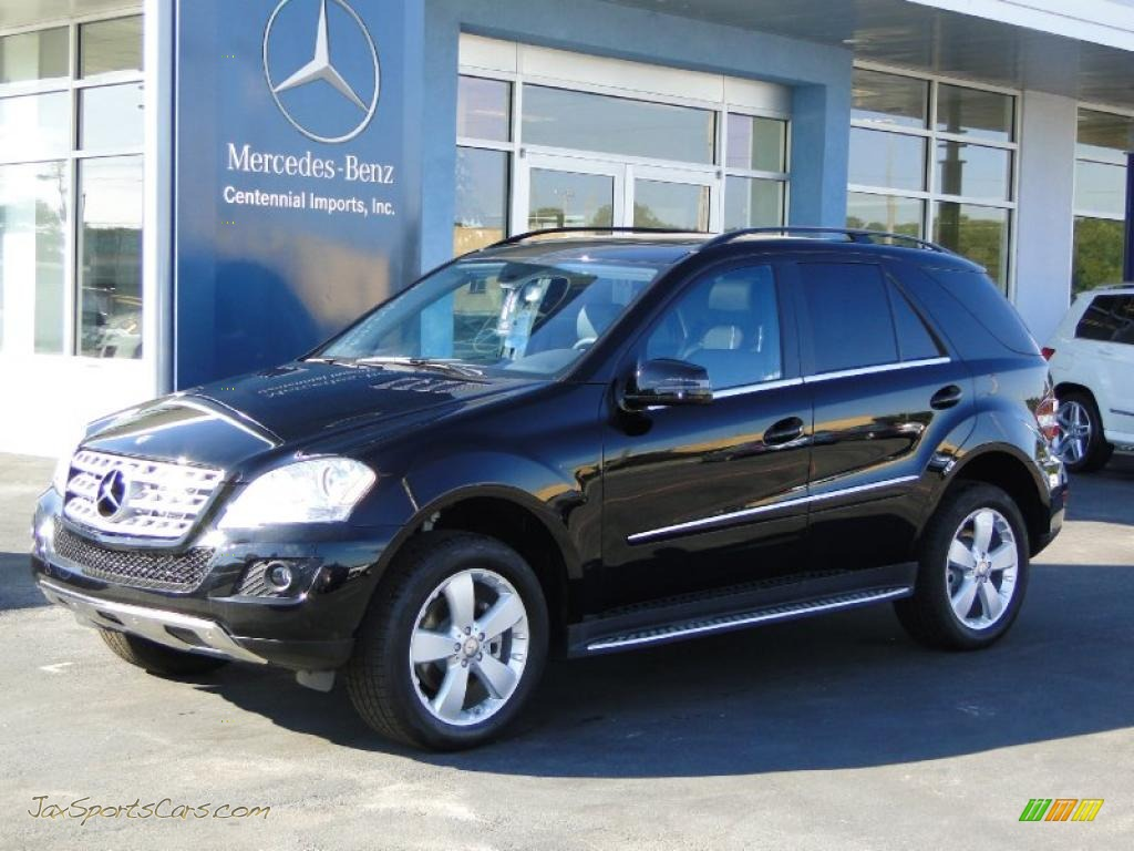 2011 mercedes benz ml 350 in black 643782 jax sports cars cars for sale in florida. Black Bedroom Furniture Sets. Home Design Ideas