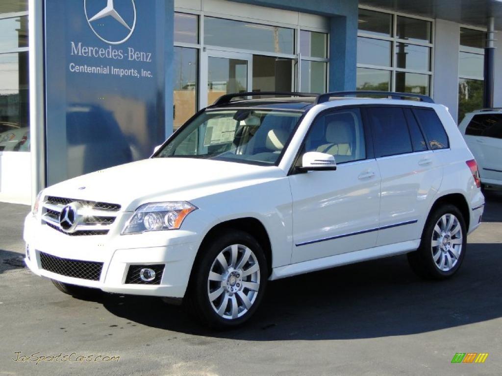 2011 mercedes benz glk 350 in arctic white 557396 jax for Mercedes benz glk 350 for sale