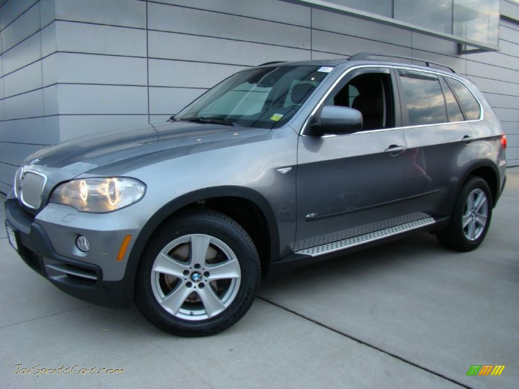 2008 bmw x5 in space grey metallic 161268 jax sports cars cars for sale in florida. Black Bedroom Furniture Sets. Home Design Ideas