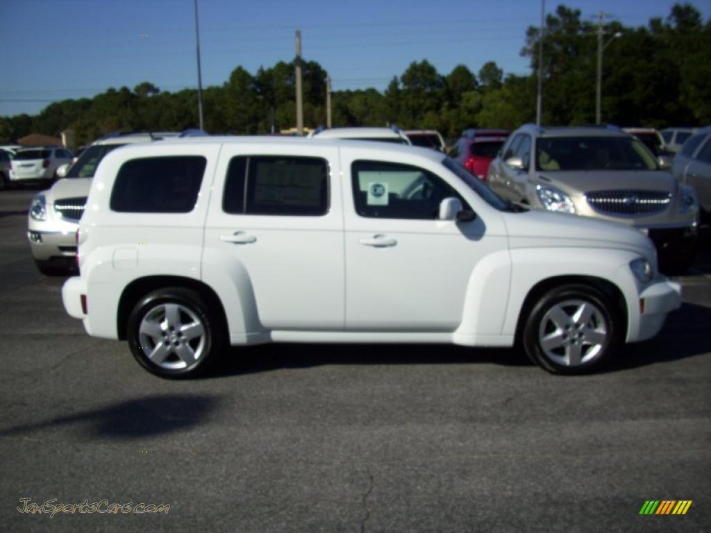 2011 Chevrolet Hhr Lt In Arctic Ice White 543131 Jax