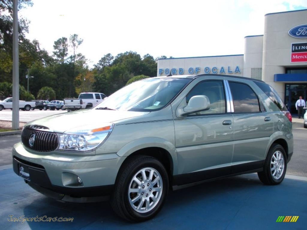 2006 buick rendezvous cxl in sagemist metallic 532290 jax sports cars c. Cars Review. Best American Auto & Cars Review