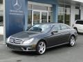Mercedes-Benz CLS 550 Flint Grey Metallic photo #1