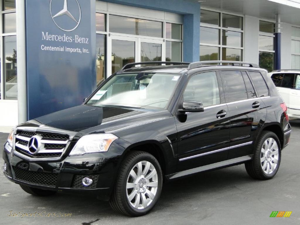 2011 mercedes benz glk 350 in black 538678 jax sports cars cars for sale in florida. Black Bedroom Furniture Sets. Home Design Ideas