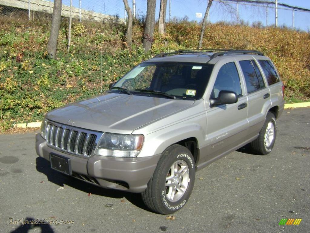 2003 jeep grand cherokee laredo 4x4 in bright silver metallic 590666 jax sports cars cars for sale in florida jax sports cars