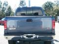 Ford F250 Super Duty Lariat Crew Cab 4x4 Medium Wedgewood Blue Metallic photo #4