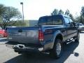 Ford F250 Super Duty Lariat Crew Cab 4x4 Medium Wedgewood Blue Metallic photo #5