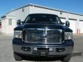 Ford F250 Super Duty Lariat Crew Cab 4x4 Medium Wedgewood Blue Metallic photo #8
