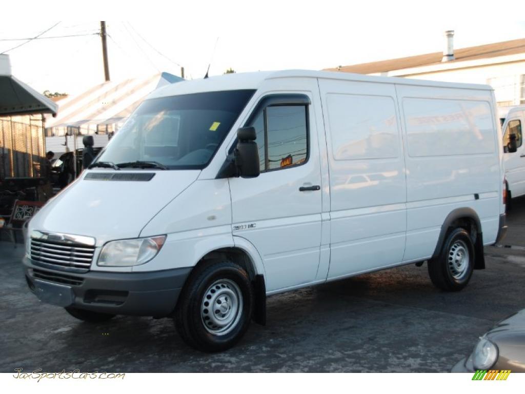 Dodge Sprinter Cargo Van
