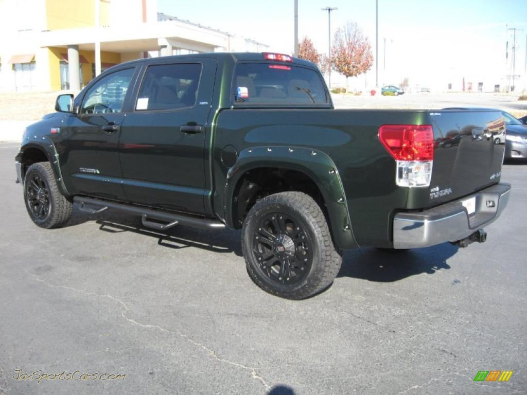 Orr Toyota Searcy >> 2011 Toyota Tundra SR5 CrewMax 4x4 in Spruce Green Mica photo #4 - 174473 | Jax Sports Cars ...
