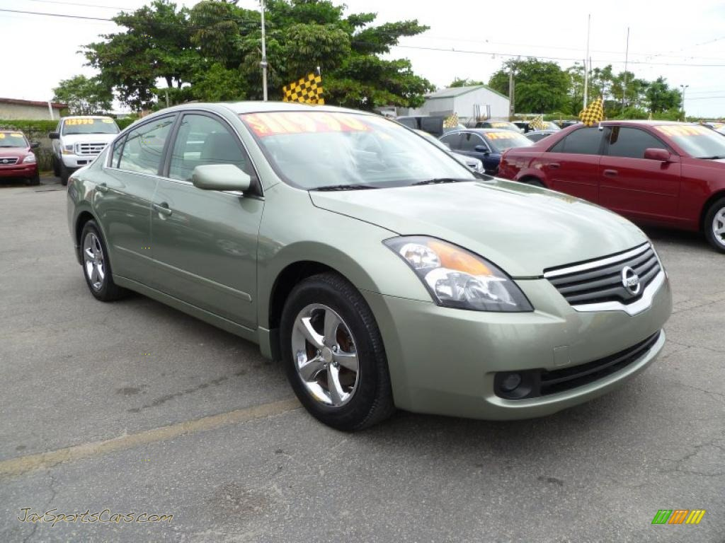 2007 nissan altima 2 5 cvt related infomation specifications weili automotive network. Black Bedroom Furniture Sets. Home Design Ideas