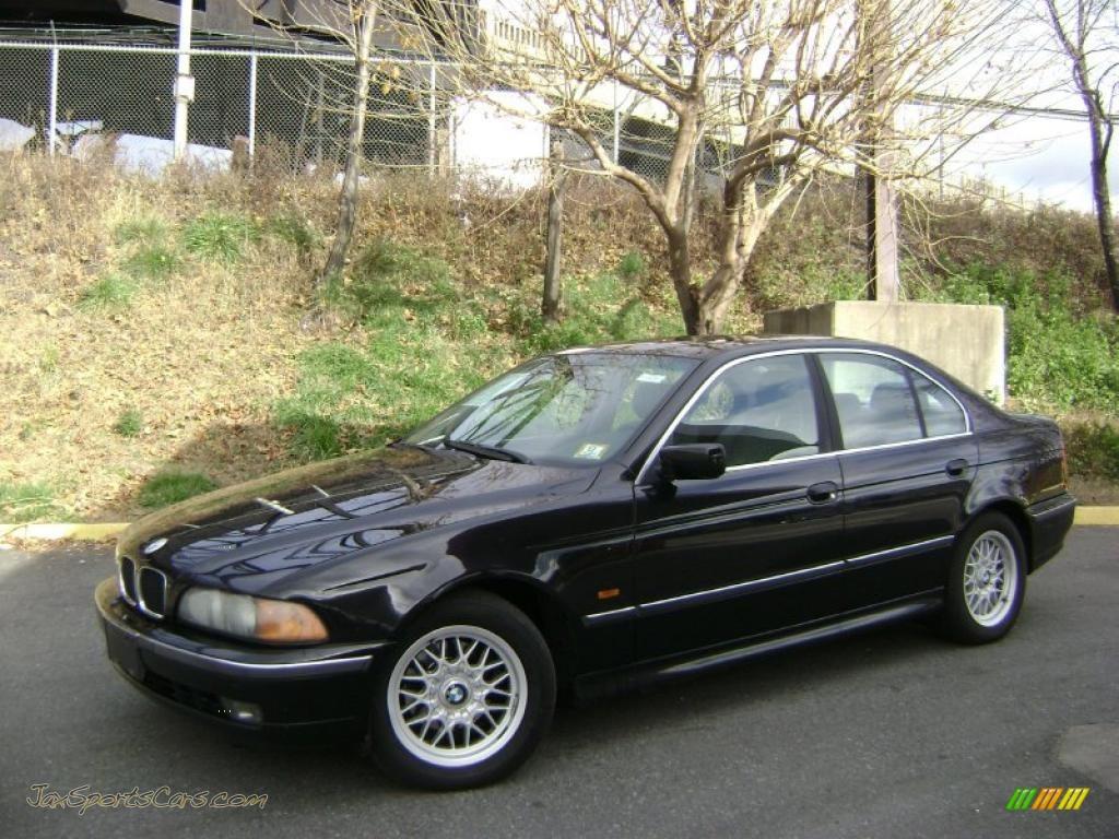 2000 Bmw 5 Series 528i Sedan In Jet Black U28284 Jax