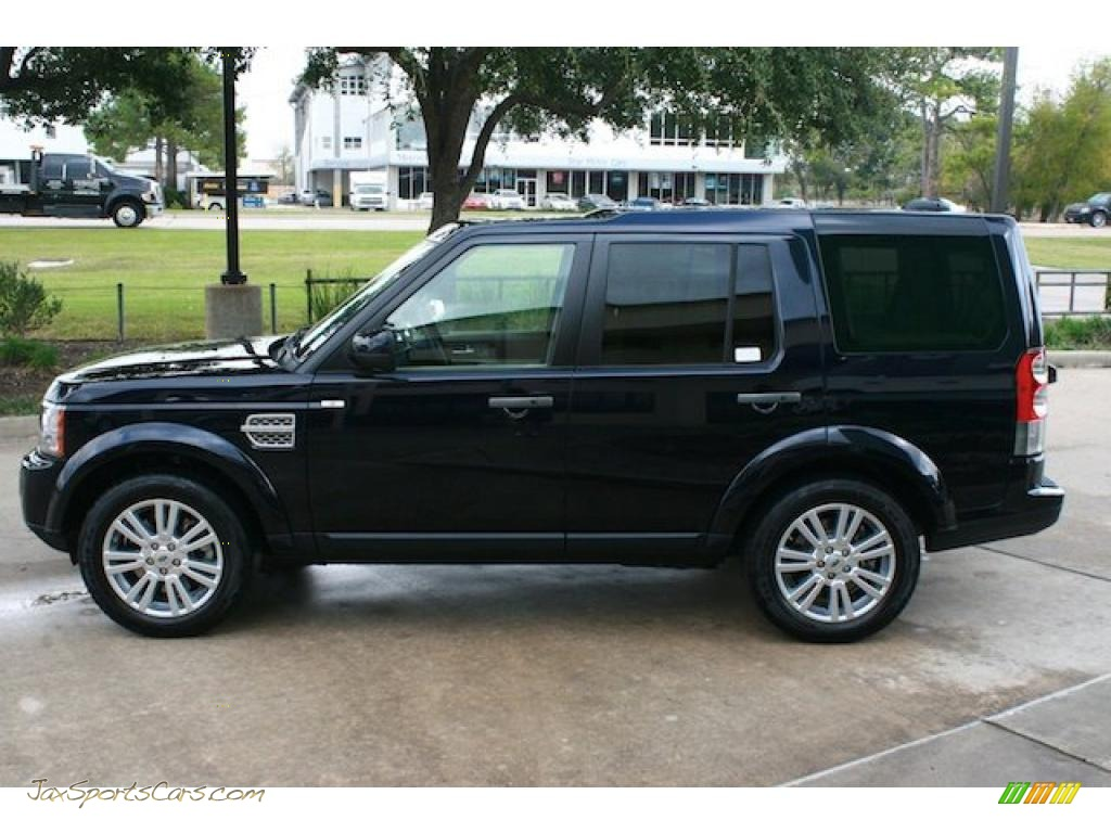 2010 land rover lr4 hse lux in buckingham blue metallic photo 7 535367 jax sports cars. Black Bedroom Furniture Sets. Home Design Ideas