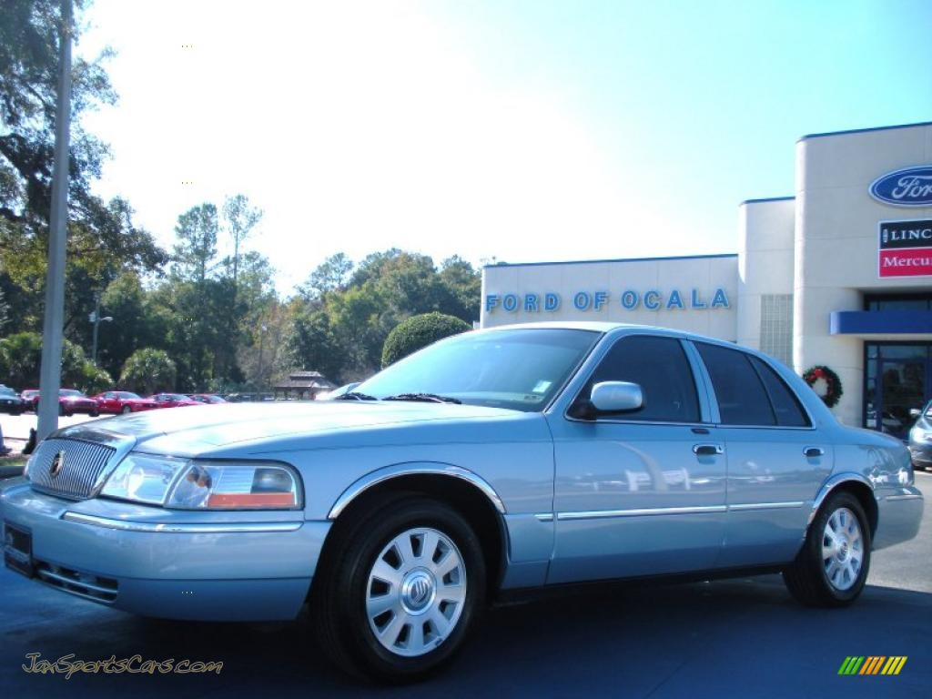 2013 Toyota Avalon For Sale >> 2004 Mercury Grand Marquis LS in Light Ice Blue Metallic - 642520 | Jax Sports Cars - Cars for ...