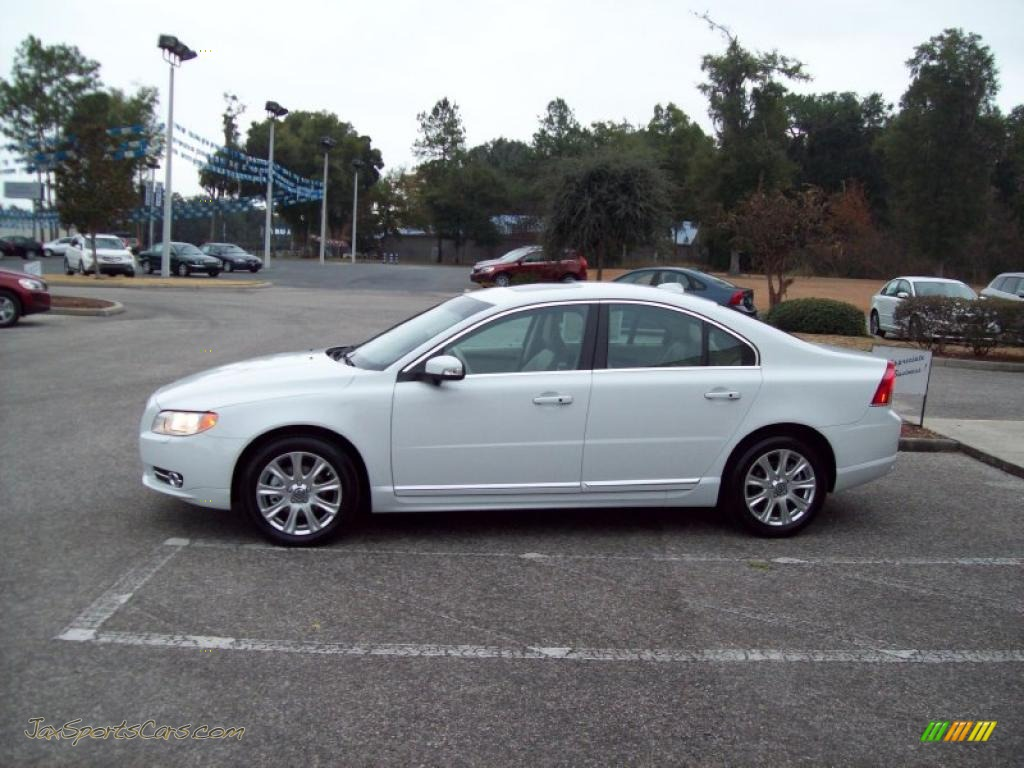 2011 volvo s80 3 2 in ice white photo 5 142709 jax. Black Bedroom Furniture Sets. Home Design Ideas