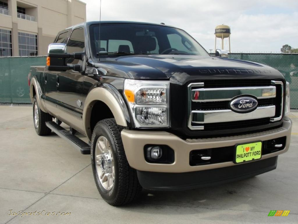 2011 ford f250 super duty king ranch crew cab 4x4 in tuxedo black metallic photo 6 a90816. Black Bedroom Furniture Sets. Home Design Ideas