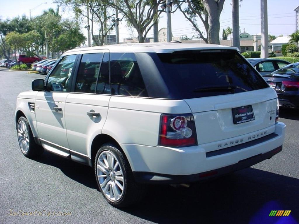 2010 land rover range rover sport hse in alaska white photo 8 227179 jax sports cars cars. Black Bedroom Furniture Sets. Home Design Ideas