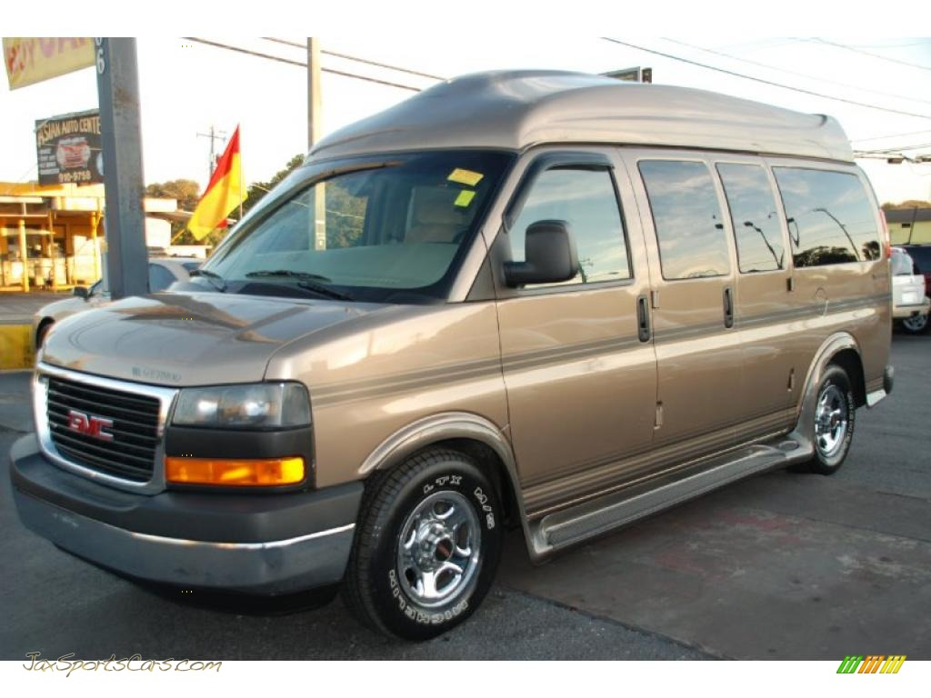 Speed Kings The Chevrolet Express And Gmc Savana Are Full