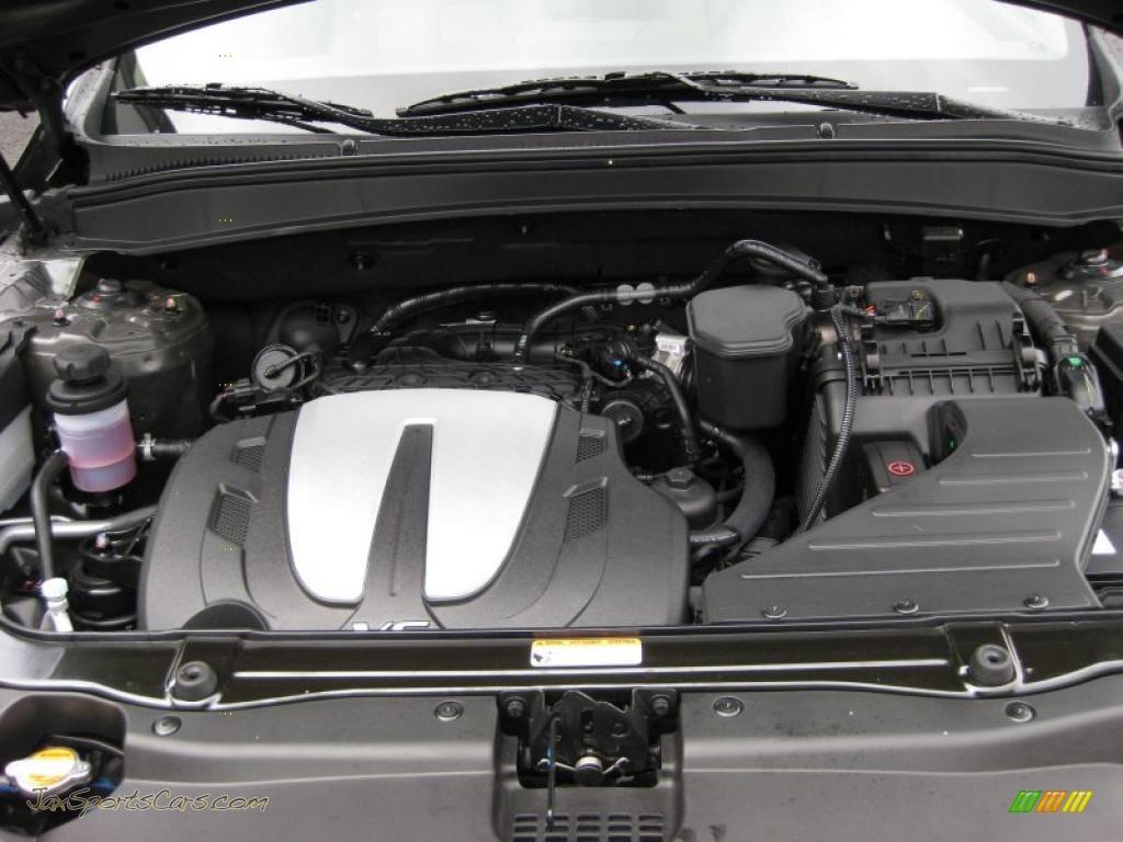 2011 Hyundai Santa Fe Gls Awd In Espresso Brown Photo 9