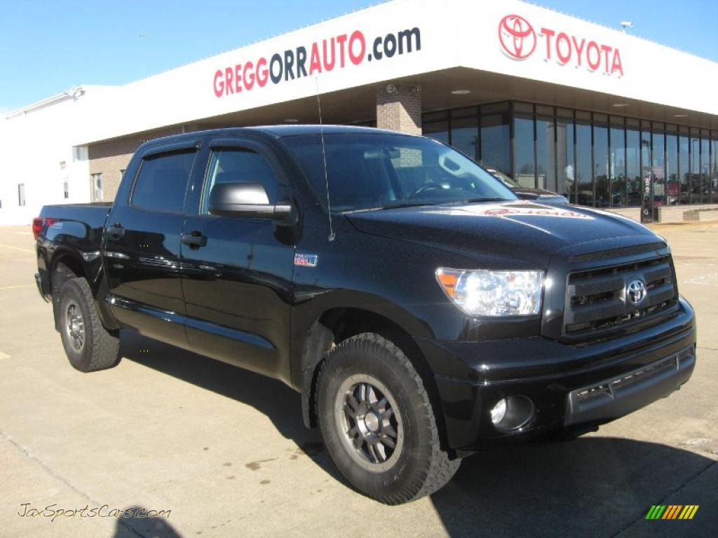 2010 toyota tundra crewmax rock warrior for sale for Toyota tundra motor for sale