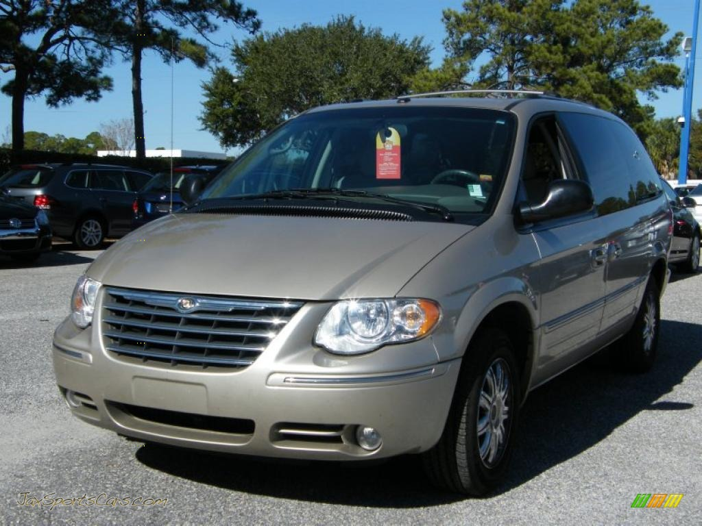2006 town country limited linen gold metallic dark khaki light. Cars Review. Best American Auto & Cars Review