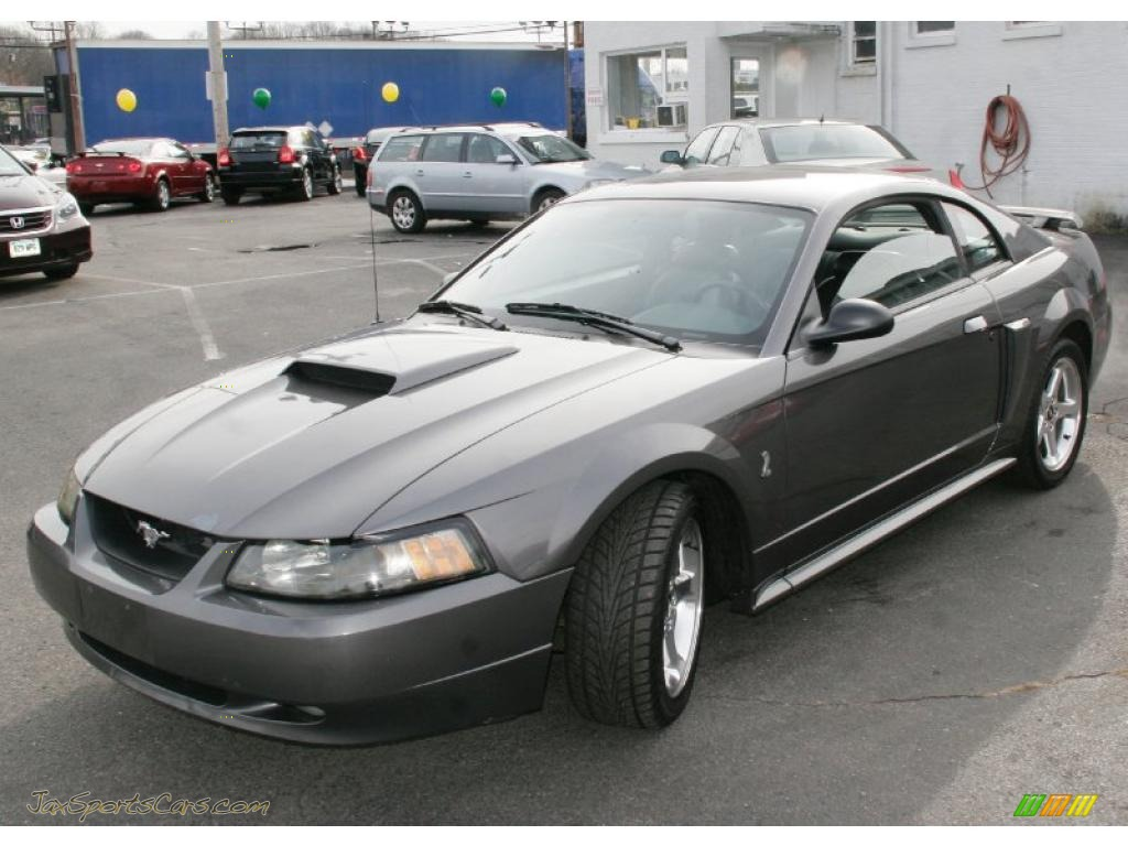 ford mustang gt coupe  dark shadow grey metallic photo   jax sports cars