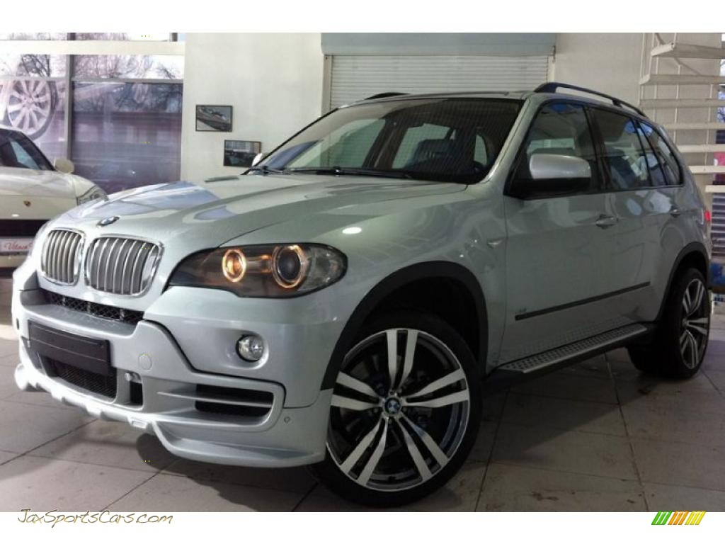 2007 bmw x5 in titanium silver metallic photo 9 777100 jax sports cars cars for sale. Black Bedroom Furniture Sets. Home Design Ideas
