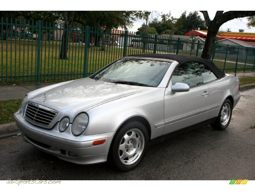 1999 mercedes benz clk 320 convertible in brilliant silver for 1999 mercedes benz clk320 for sale