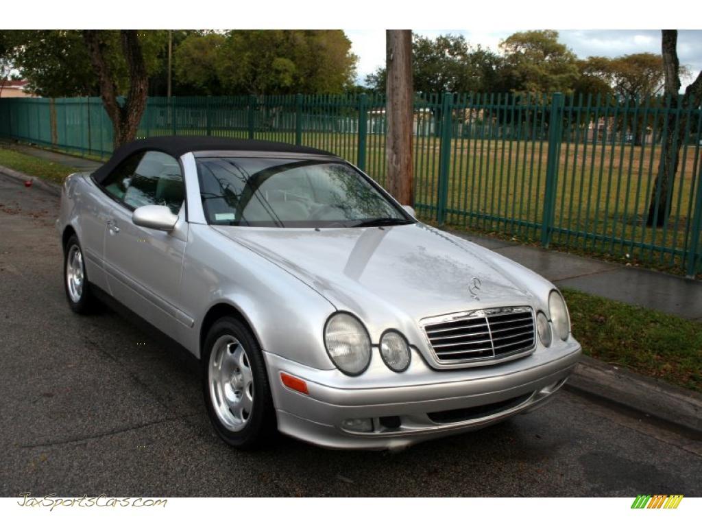 1999 mercedes benz clk 320 convertible in brilliant silver for 1999 mercedes benz clk320