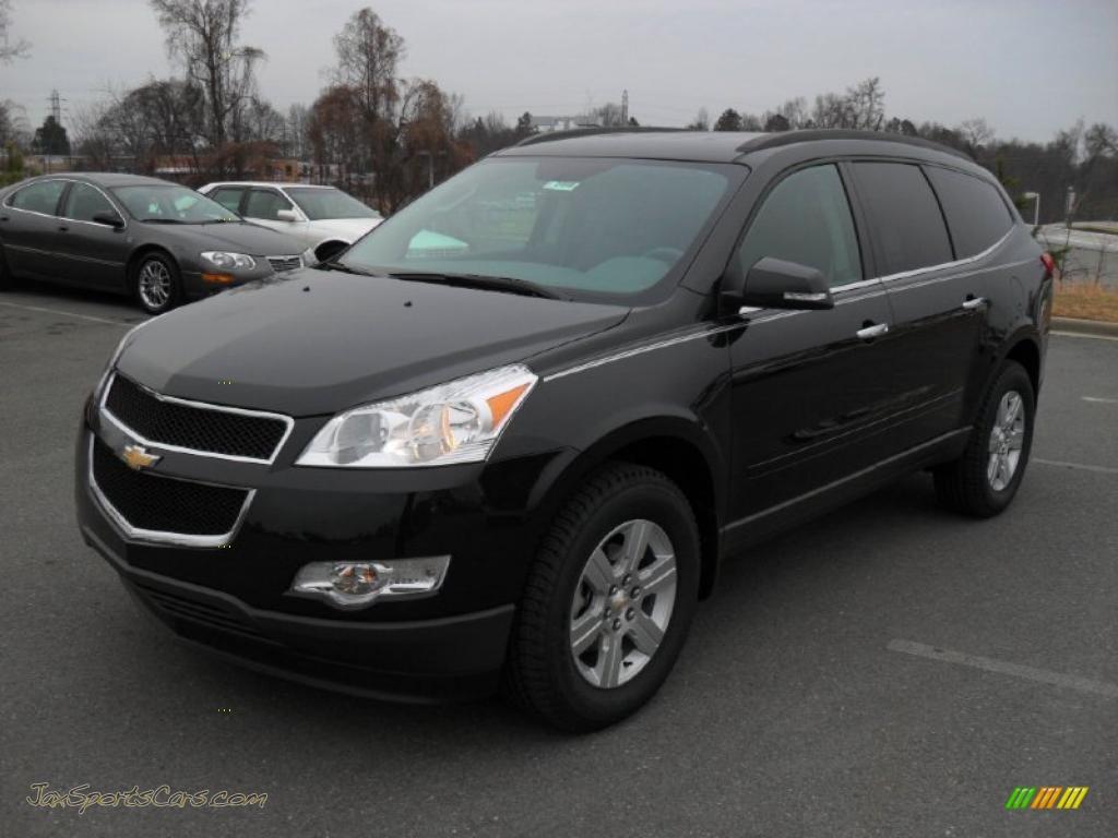 2011 chevrolet traverse lt in black granite metallic 266012 jax. Cars Review. Best American Auto & Cars Review