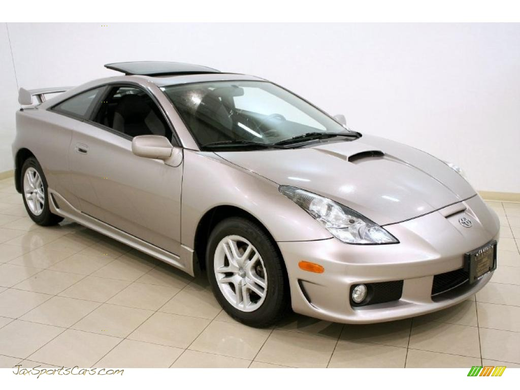 2005 toyota celica gt in thunder cloud metallic 187719 jax sports. Black Bedroom Furniture Sets. Home Design Ideas