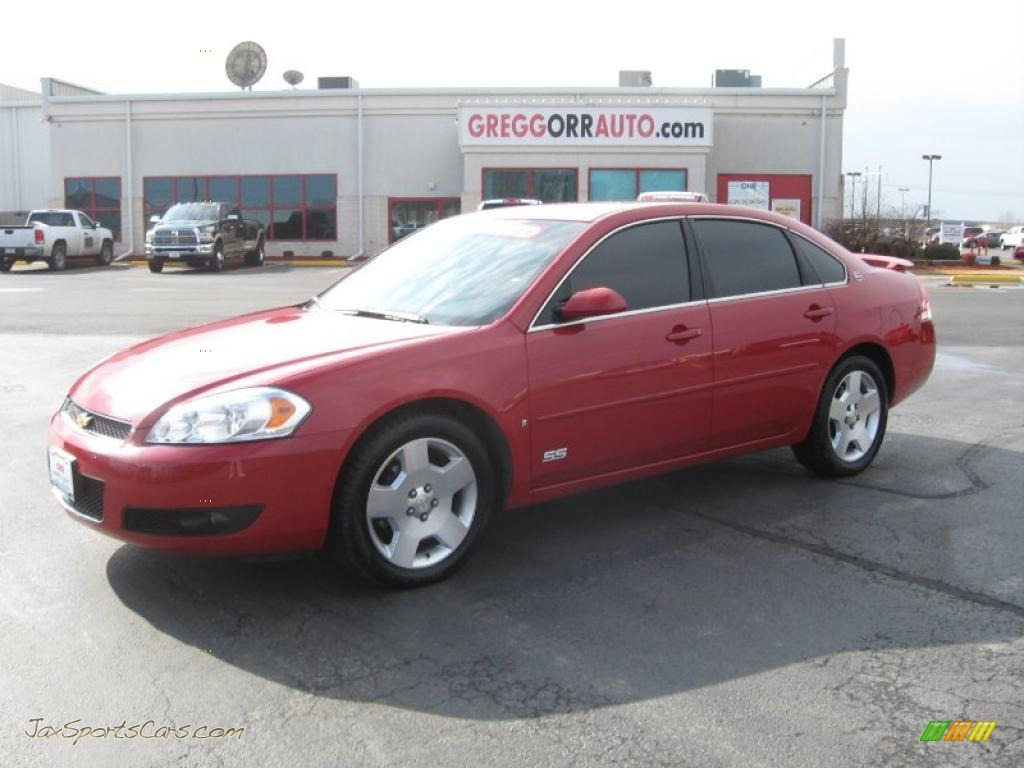 2008 chevy impala ss v 8 for sale autos post. Black Bedroom Furniture Sets. Home Design Ideas