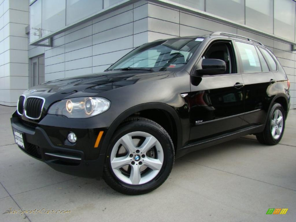 2008 bmw x5 in jet black 020488 jax sports cars cars for sale in florida. Black Bedroom Furniture Sets. Home Design Ideas