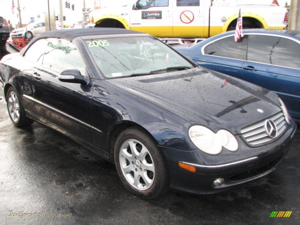 2005 mercedes benz clk 320 cabriolet in capri blue for 2005 mercedes benz clk 320