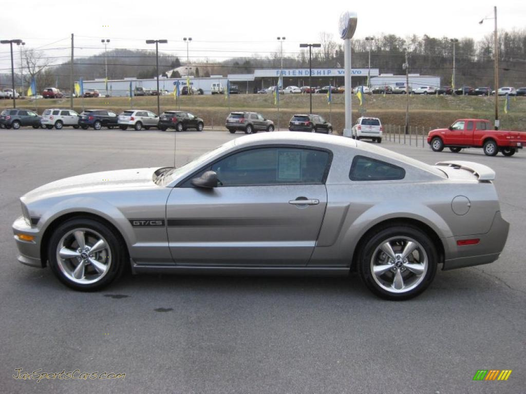 2009 Ford Mustang Gt Cs California Special Coupe In Vapor
