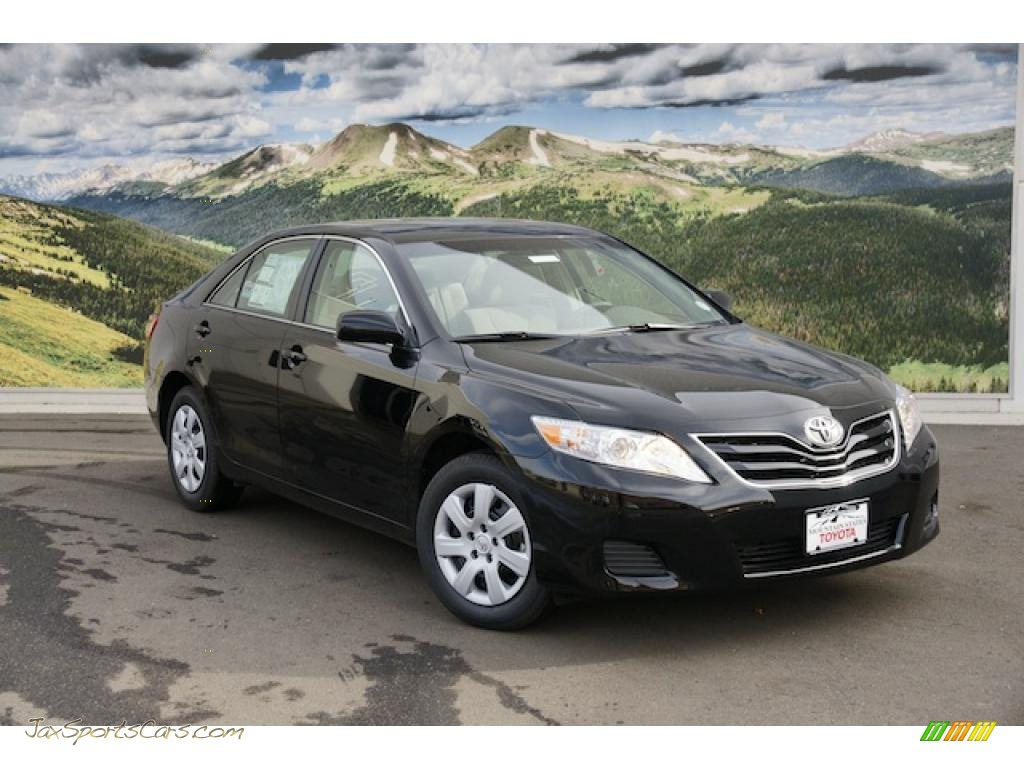 2011 Toyota Camry Le In Black 168668 Jax Sports Cars