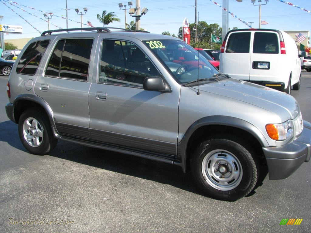 2002 kia sportage in silver 158167 jax sports cars cars for sale in florida