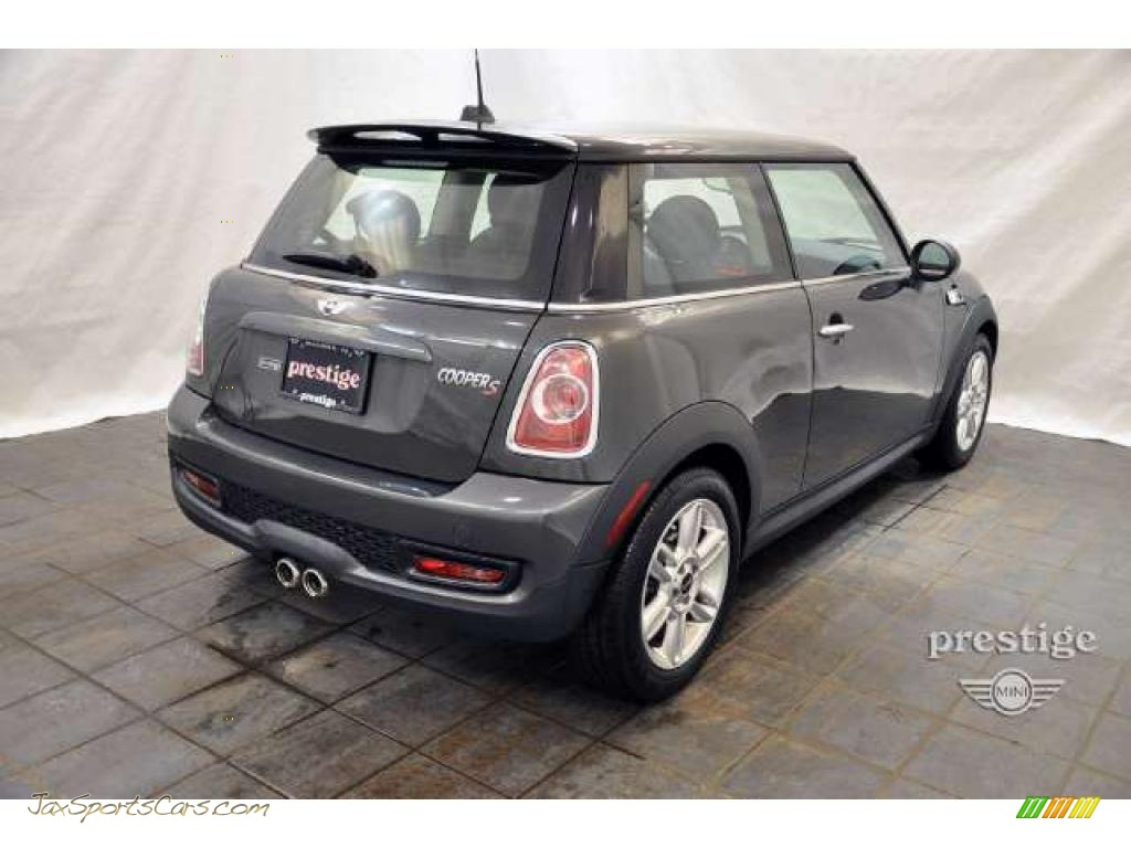 2011 mini cooper s hardtop in eclipse gray metallic photo 2 y21158 jax sports cars cars Eclipse 54400 Car Stereo Eclipse Avx2404 Wiring-Diagram