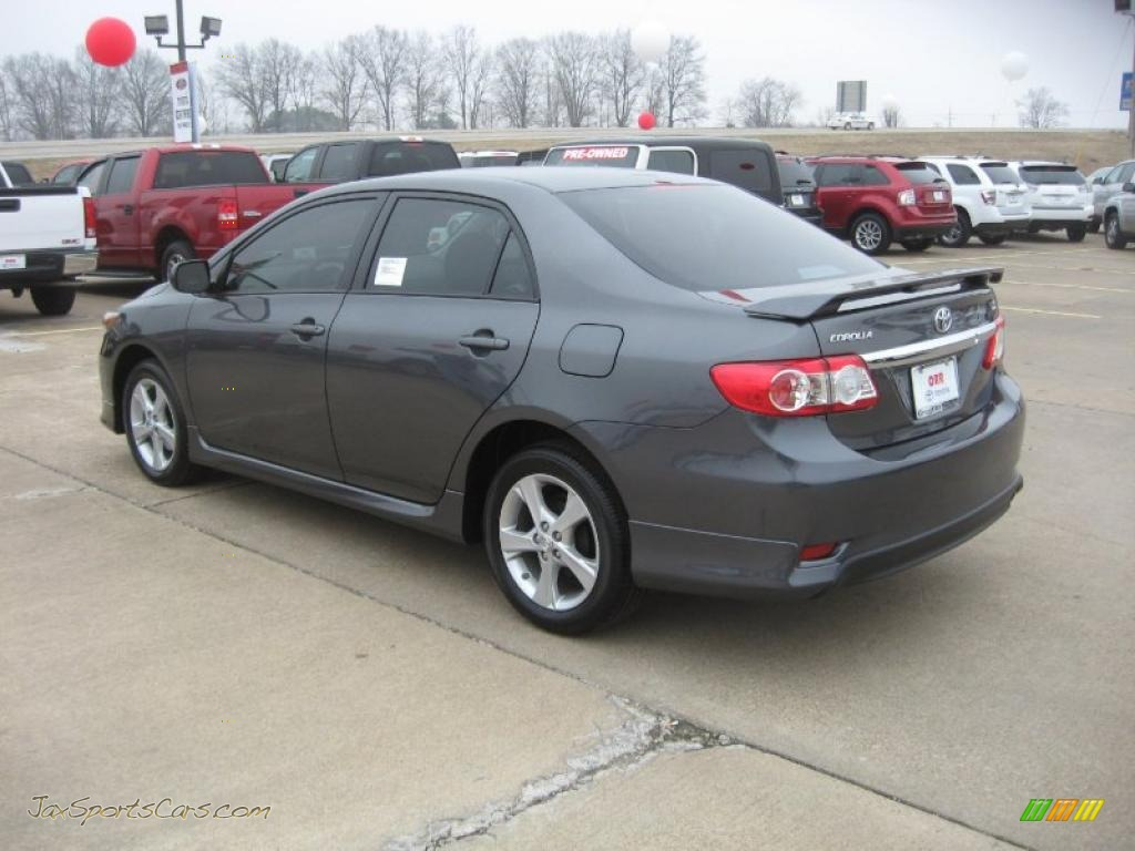 Orr Toyota Searcy >> 2011 Toyota Corolla S in Magnetic Gray Metallic photo #5 ...