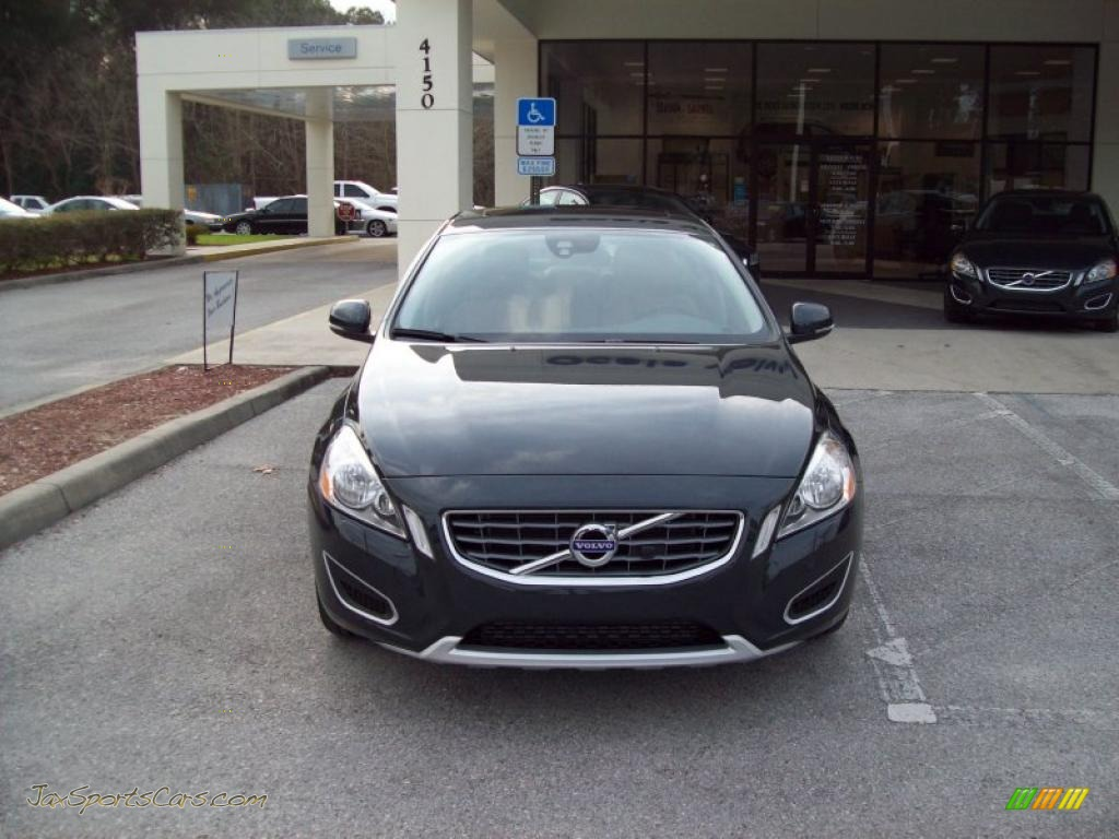 2012 volvo s60 t5 in saville grey metallic photo 2. Black Bedroom Furniture Sets. Home Design Ideas