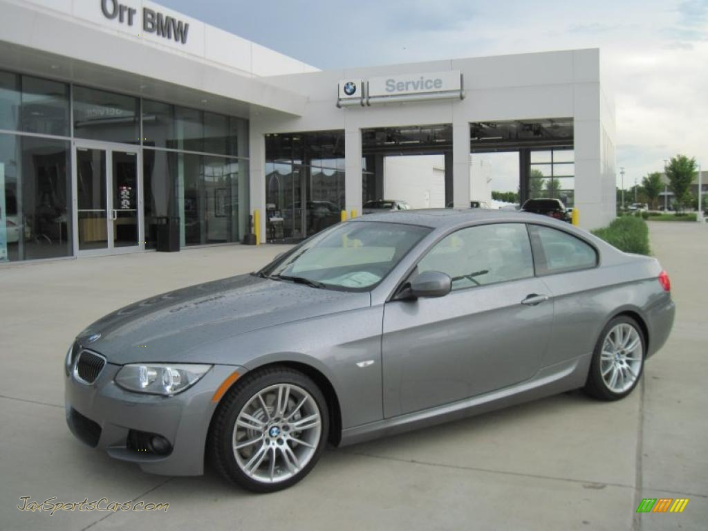 2011 Bmw 3 Series 328i Convertible In Space Gray Metallic