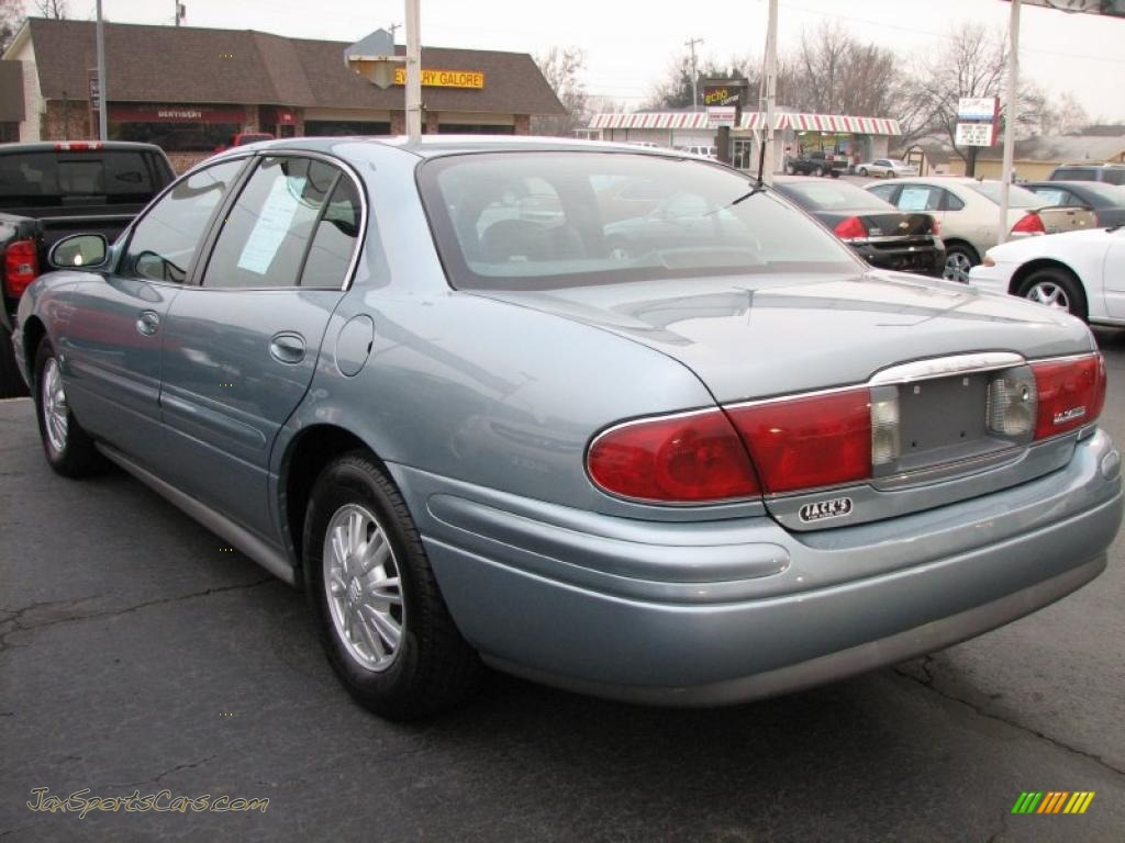 on 2007 Buick Lacrosse Lx