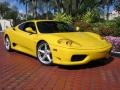 Ferrari 360 Modena Fly Yellow photo #1
