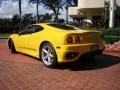 Ferrari 360 Modena Fly Yellow photo #2