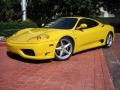 Ferrari 360 Modena Fly Yellow photo #3