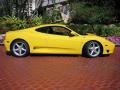 Ferrari 360 Modena Fly Yellow photo #5